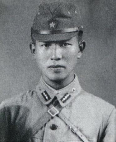sous lieutenant Hiroo Onoda